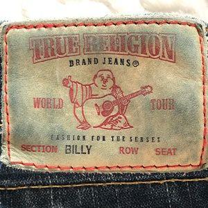 True religion originals denim jeans made in USA